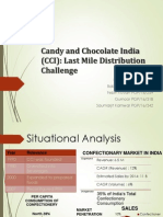 Candy and Chocolate India (CCI)