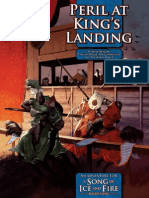 A Song of Ice and Fire RPG - Adventure - Peril at King's Landing