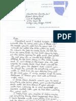 Michelles Letter 5