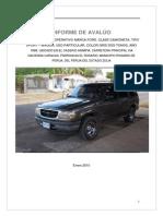 Avaluo de Vehiculo 01