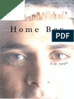 Home Boy by H. M. Naqvi - Excerpt
