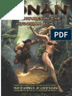 Conan RPG - Second Edition - Adventures in the Hyborian Age