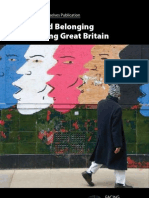 Identity and Belonging in a Changing Great Britain