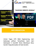 UTS Kel Anis Siregar Bambang Fahmi