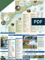 Carte du chemin du Roy 2009-2010 - www.tourismemauricie.org