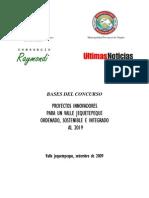 Bases Concurso Proyectos INNOV