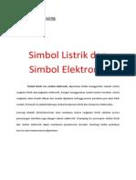 Simbol Listrik Dan Simbol Elektronik
