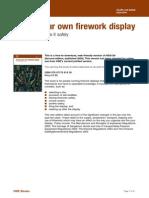 Hsg124 Firework Displays