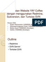 Pembuatan Website YAY Coffee