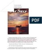 1943-10-15 'At Three O'Clock' by Paul Twitchell Our Navy Magazine
