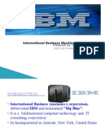 IBM News Ppt