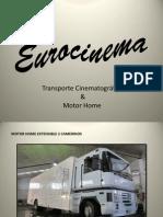 Motor Home 2 Camerinos Extensible