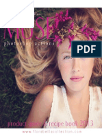 Florabella MUSE Photoshop Actions Guide