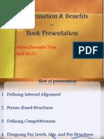 Compensation & Benefits -Devanshi Vyas-Roll No- 51