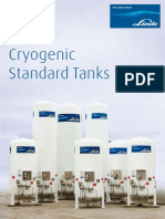 Cryogenic Standard Tanks