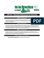 Chemical Admixture