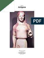 Sofocle, Antigone