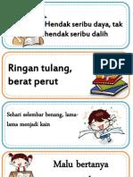 Bahasa Melayu  Pepatah