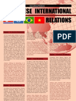 International Relations (April 2007)
