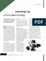 Psykoimmunologi og stressmestring (1995)