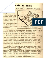 HISTÓRIA DE LOBÃO DA BEIRA-1ª PARTE