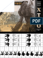 Catalyst Game Labs - BattleTech - Experimental Technical Readout - XTRO Primitives Vol. 2 - Cardboard Miniatures