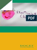 Examining Children Booklet