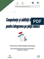 Competente Abilitati Pentru Integrare Piata Muncii