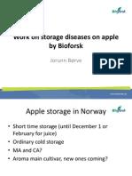 Storage Diseases Apple Norway