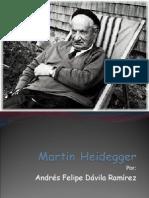 Martin Heidengger