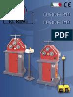 Hidrogarne Curvadora Universal Curvadora Universal Euring 50 382545