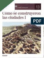 13.- Cómo se construyeron las ciudades I