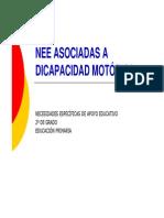 Discapacidad Motora 11.12