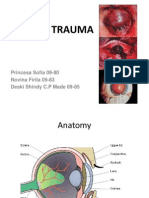 Trauma Orbital
