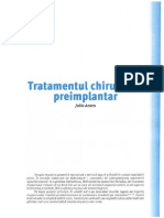 223-239 Tratamentul chirurgical preimplantar