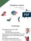 Kinesiotaping in Sports