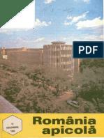 Romania Apicola 1992 Nr.12 Decembrie