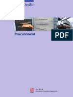 Best Procurement Practices