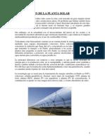 2.Descripcion de La Planta Solar