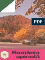 Romania Apicola 1993 Nr.7 Iulie