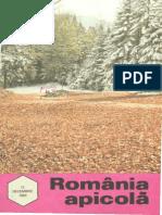 Romania Apicola 1993 Nr.12 Decembrie