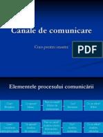 Canale de Comunicare