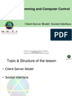 UCTI_SPACC_06_Client Server Model Socket Interface