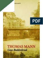 Thomas Man-Casa Buddenbrook