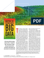Mapping the Future With Bg Data