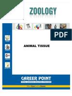 Zoology Animal Tissue