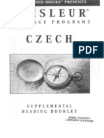 10 Czech Comprehensive 30 Lessons