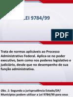 Direito Administrativo Módulo Básico - Aula 40 - Controle da Adm. Pública (Parte IV)