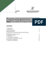 Plan Integral de Juventud Municipal