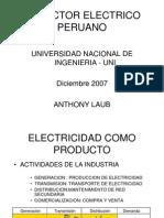 El Sector Electrico Peruano